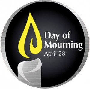 Day of Mourning flame