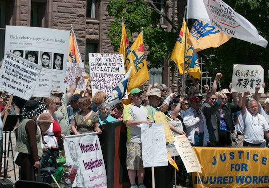 June 1 2011 at Queen's Park