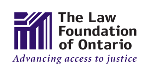 Law Foundation of Ontario logo