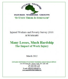 ONIWG Poverty Survey 2012