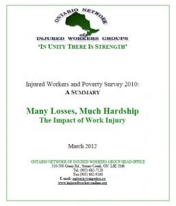 ONIWG Poverty Survey 2012