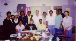 Women of Inspiration meeting
