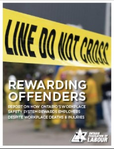 Rewarding Offenders