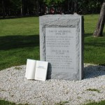 CLC's Day of Mourning Memorial & the Big Book, Ottawa