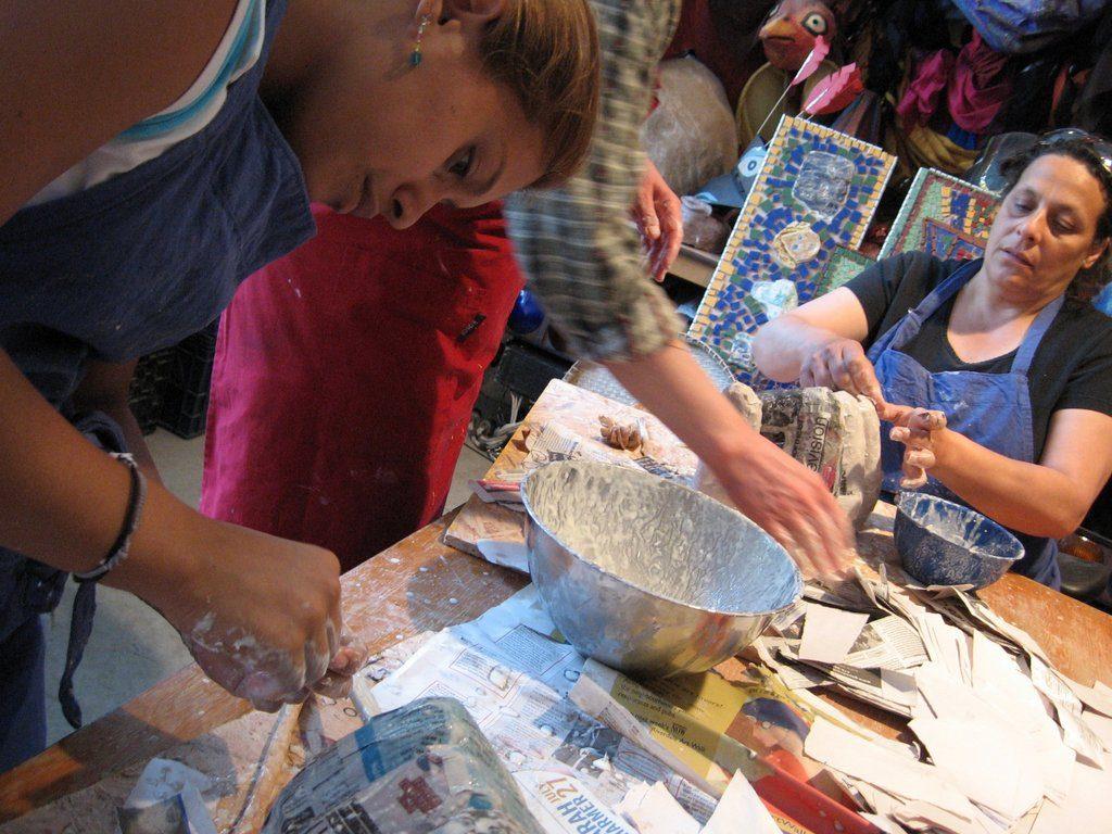 Making Shim puppet