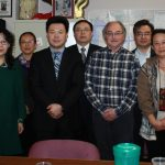 Chinese delegation discusses workers' comp with IWC