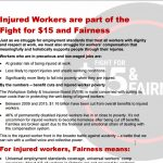 Injured workers: what deeming means to us