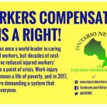 June 1 – Injured workers demand a system that protects everyone