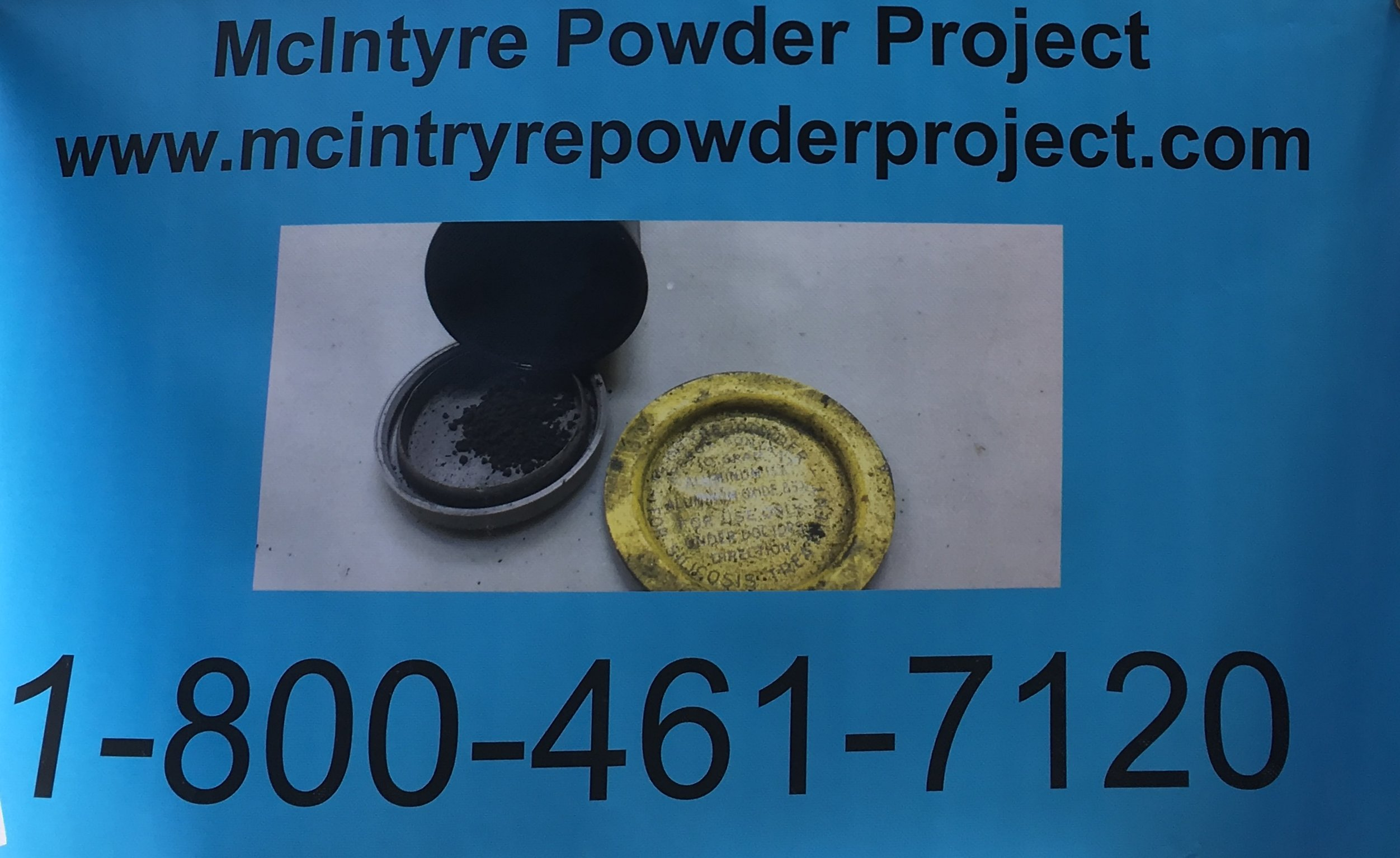 contact McIntyre Powder Project