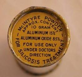 capsule of McIntyre Powder