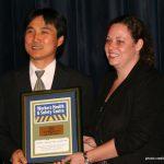 Injured worker activist recognized