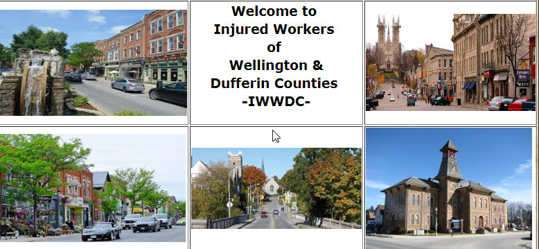 Weelington Dufferin IW Group
