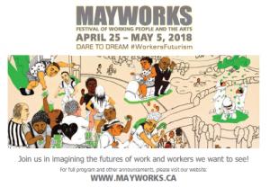 Mayworks Festival