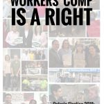 Where do the parties stand on Workers' Comp?