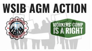 WSIB AGM action poster