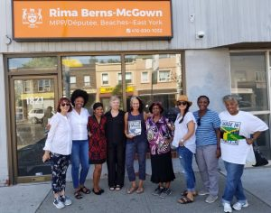 Women of Inspiration with MPP Rima Berns-McGown