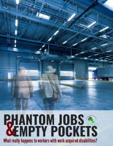Phantom Jobs Empty Pockets report