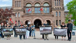 McIntyre Project & Allied Forces at Queen's Park