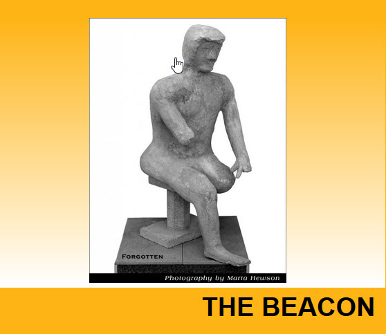 cover for Hamilton & District Injured Workers Group newsletter The Beacon