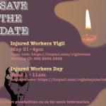 Register for Vigil and June 1st