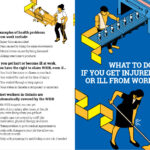 What to do if you get injured or ill from work