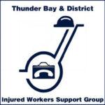 Thunder Bay & DIstrict Injured Woker Support Group logo